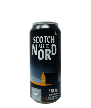 Scotch ale du nord 473ml