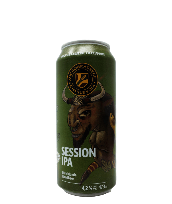 Vache folle session ipa 473ml
