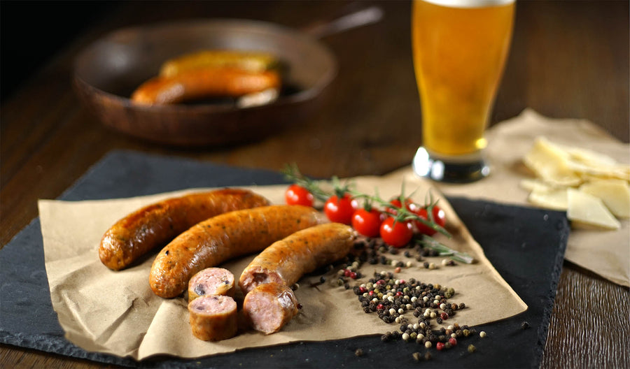 Saucisse Whisky 3 Fromages