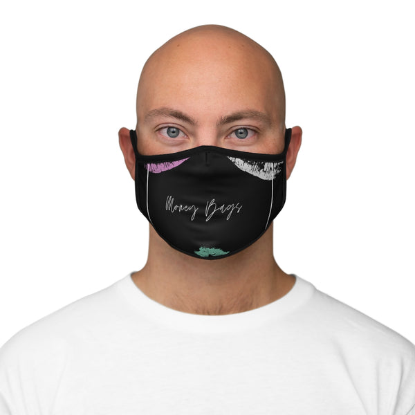 Money Bags Face Mask
