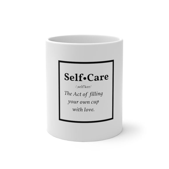 Self-Care Color Changing Mug