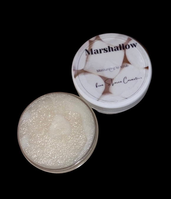 Marshmallow Lip Scrub