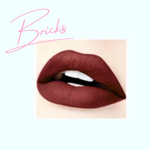 Bricks Matte Lipstick