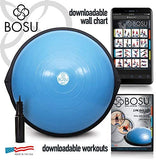 Bosu Balance Trainer, 65cm - Blue : Exercise Equipment : Sports & Outdoors