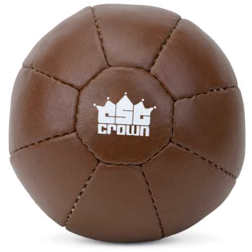 1 kg (2.2 lbs) Leather Medicine Ball