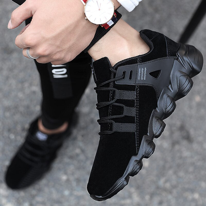 Men Running Shoes Sports Outdoor Sneakers Male