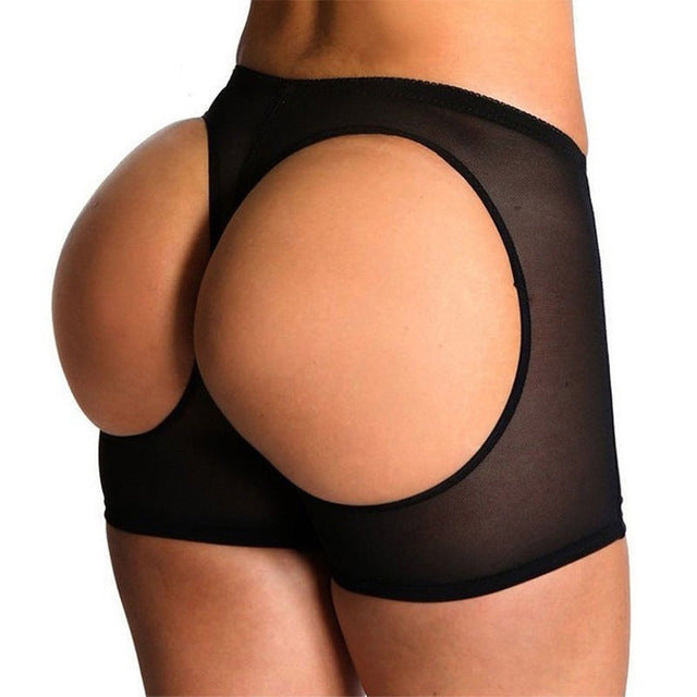 Women Butt Lifter / Women Body Sculpting Hip Shaping Shorts 3FS