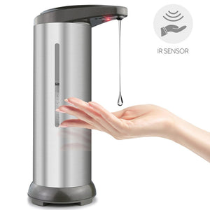 Hand Free Liquid Sanitizer Sensor Soap
