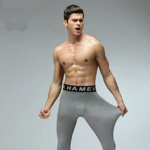Men Bodybuilding Tights