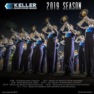 Keller Marching Band Christmas Tree Fundraiser