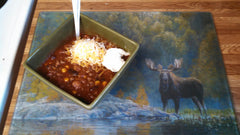 Brungot Farms Sweet Heat Maple Syrup Chili