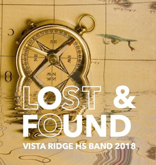 Vista Ridge Marching Band Lost and Found