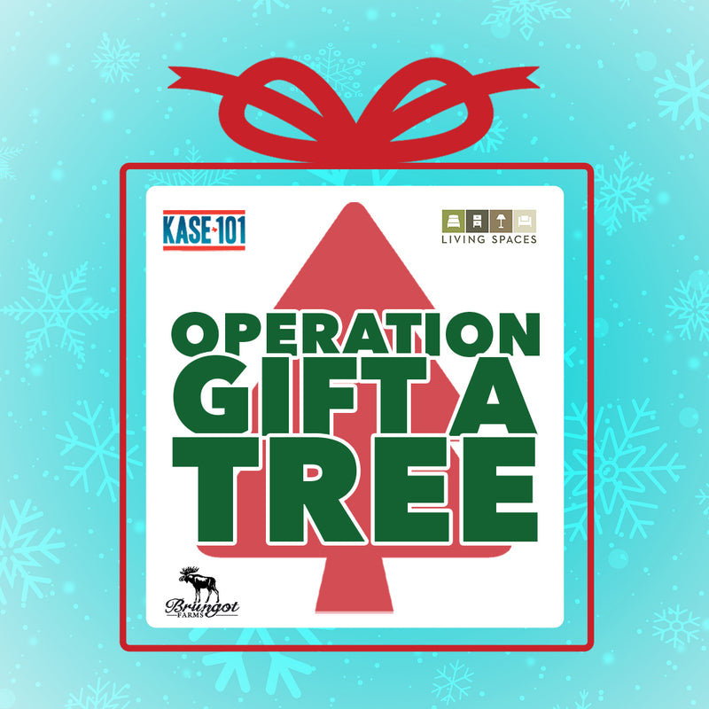Operation: Gift A Tree - Christmas Donation