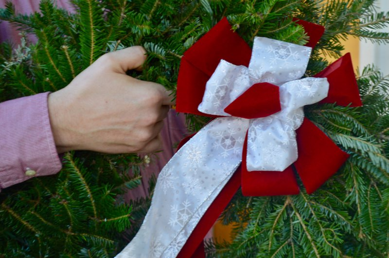 HOPE for Christmas - Giving Wreath Donation
