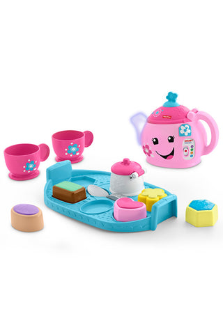 Fisher-Price Laugh and Learn Smart Stages Sweet Manners Tea Set
