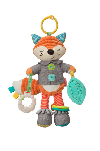Infantino Go Gaga Playtime Fox Pal