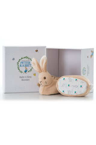 Peter Rabbit First Booties Gift Set