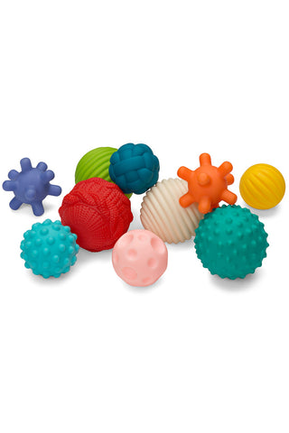Infantino Go Gaga Textured Multi Ball Set