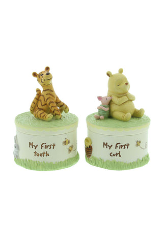 Disney Classic Pooh Heritage Tooth and Curl Set