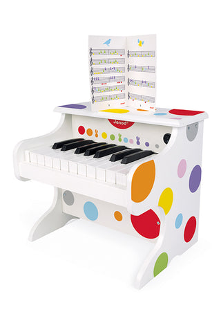 Janod Confetti My First Electronic Piano