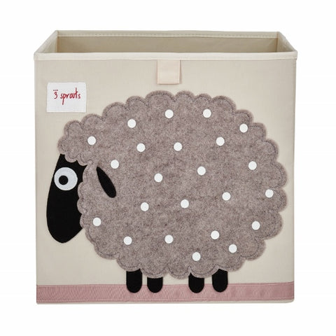 Storage Box Sheep Beige