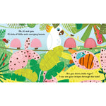 Are You There Little Tiger? - Little Peep-Through Books (Board book)