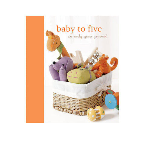 Baby to Five Journal