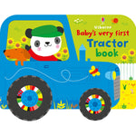 Baby's Very First Tractor Book (Board book)