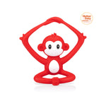 Monkey Yogi Silicone Teether
