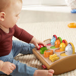 Fisher-Price Eco Friendly Pop-Up Playset