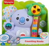Fisher-Price Linkimals Counting Koala