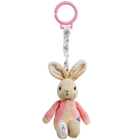 Flopsy Rabbit Jiggle Attachable Toy