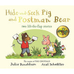 Tales From Acorn Wood: Hide-and-Seek Pig and Postman Bear (Paperback)