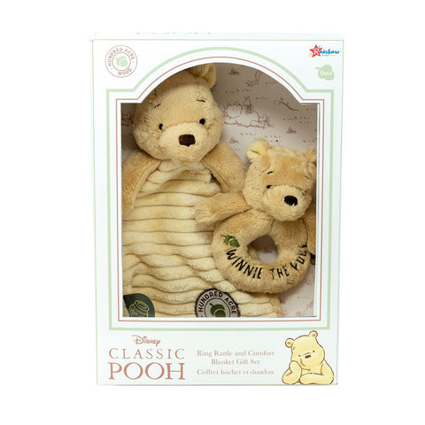 Hundred Acre Wood Winnie the Pooh Gift Set