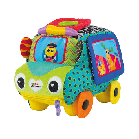 Lamaze Freddie's Activity Bus