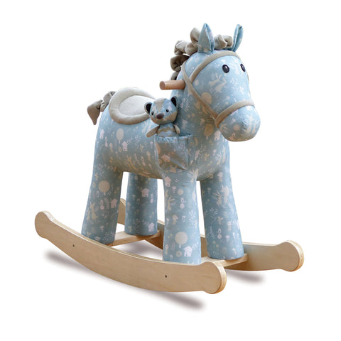 Little Bird Told Me Finn & Munchkin Rocking Horse 12m+