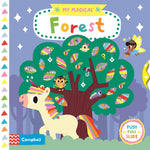 My Magical Forest (Board book)