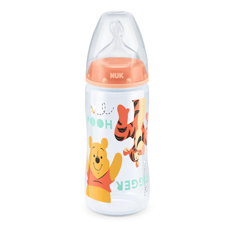 NUK Disney First Choice Bottle Winnie the Pooh 300ml