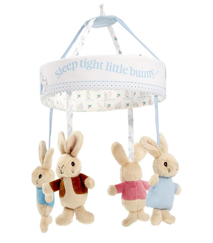 Peter Rabbit Musical Cot Mobile