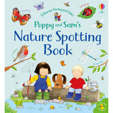 Poppy and Sam's Nature Spotting Book - Farmyard Tales Poppy and Sam (Board book)