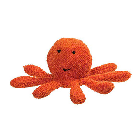 Small Beanbag Coral Octopus Plush Soft Toy
