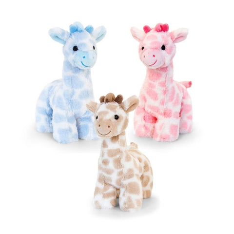 Small Snuggle Giraffe Toy 18cm