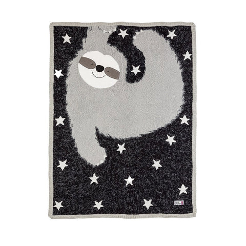 Sydney Sloth Super Soft Blanket