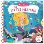 The Little Mermaid - First Stories (Board book)