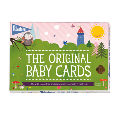 The Original Baby Cards by Milestone™