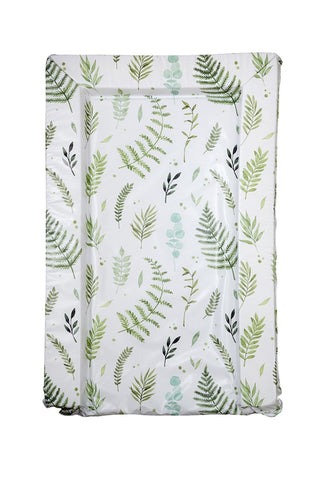 Botanical Print Changing Mat