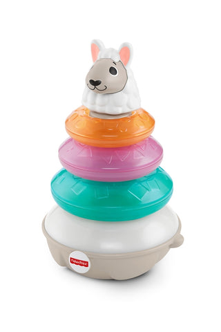 Fisher-Price Light and Colours Llama Stacker