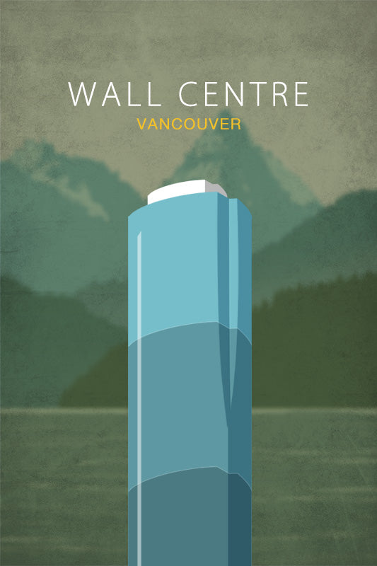 Minimalist Wall Centre