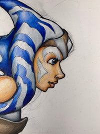 Revenge at Malachor - Ahsoka Star Wars Original Art