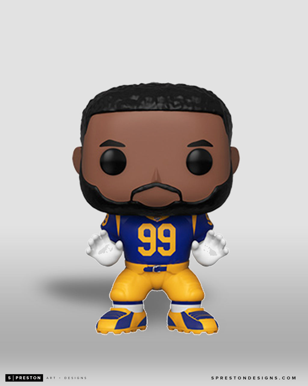 Funko POP! - Aaron Donald - NFL